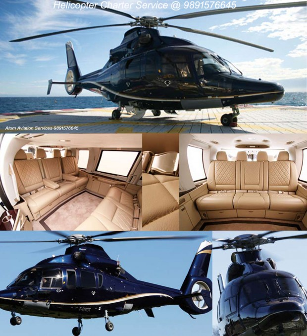 Luxury Helicopter